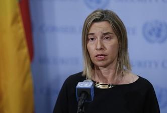 EU SEEKS UN MANDATE FOR DISMANTLING MIGRANT TRAFFICKERS