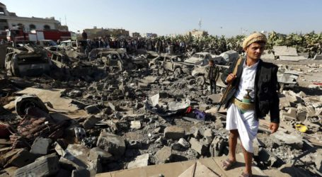 FRESH BOMBING IN YEMEN AS HUMANITARIAN CEASEFIRE ENDS