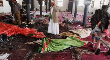 ISIL CLAIMS RESPONSIBILITY FOR SAUDI MOSQUE ATTACK
