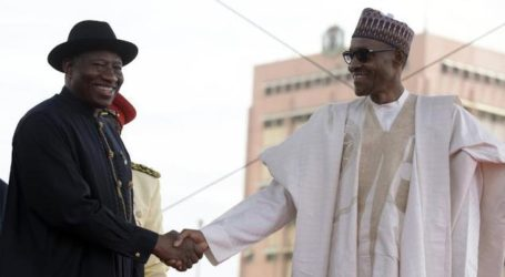 NIGERIA'S PRESIDENT BUHARI SWORN IN