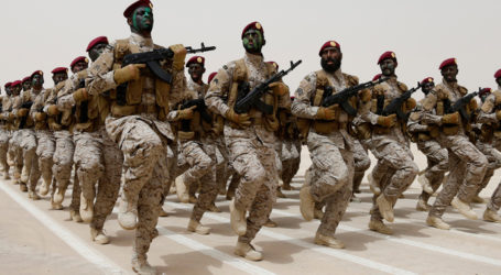 ARAB GROUND TROOPS DEPLOYED IN S. YEMEN'S ADEN PROVINCE