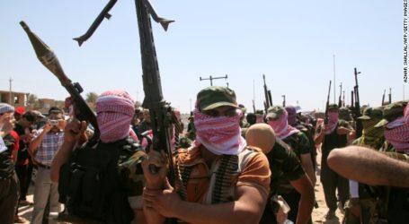 IRAQ'S ARMY LAUNCHES OFFENSIVE TO RETAKE ANBAR