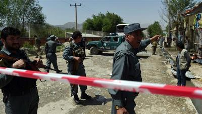 TALIBAN ATTACK ON CHECKPOINTS IN REMOTE NORTHEAST KILLS 16 POLICEMEN