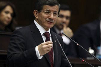 XENOPHOBIA IS EUROPE'S BIGGEST PROBLEM, CLAIMS TURKISH PM