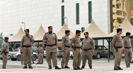 POLICE CHIEF SHOT DEAD IN RIYADH