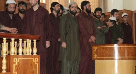 MURDERERS OF AFGHAN WOMAN FARKHUNDA GET DEATH SENTENCE