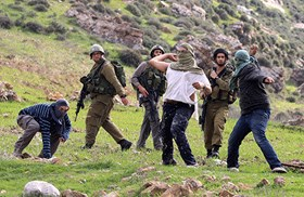 63 SETTLERS' ASSAULTS CARRIED OUT AGAINST PALESTINIANS IN APRIL
