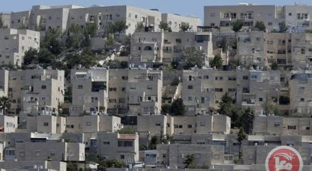ISRAEL APPROVES CONSTRUCTION OF 900 ILLEGAL SETTLEMENT UNITS IN EAST JERUSALEM