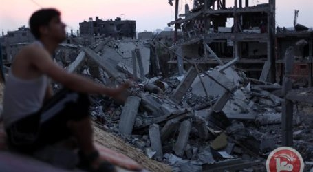 QATAR CONTINUES TO AID GAZA RECONSTRUCTION