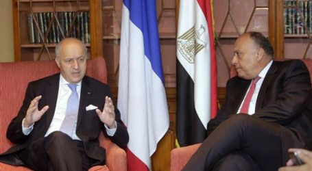 FRENCH FM WARNS ISRAEL OVER ILLEGAL SETTLEMENT ACTIVITIES