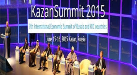 KAZAN TO HOST 7TH INTERNATIONAL ECONOMIC SUMMIT OF RUSSIA AND OIC COUNTRIES