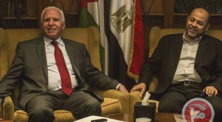 PLO: TALKS WITH HAMAS, ISLAMIC JIHAD BEGIN ON NEW GOVERNMENT