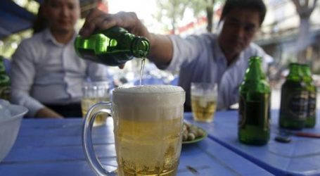 CHINA BEER FESTIVAL ANGERS MUSLIMS