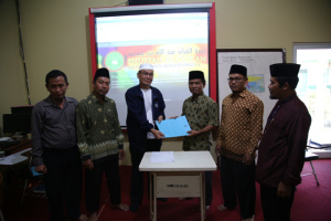 SQABM SIGNS MOU WITH LECTURER FOR DAKWAH IN THE PHILIPPINES