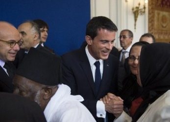 ISLAM TO STAY IN FRANCE: PM