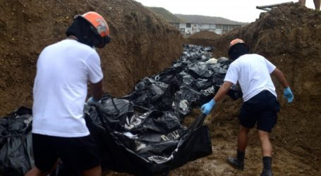 MALAYSIA GETS THAI PERMISSION TO ACCESS MIGRANT GRAVES