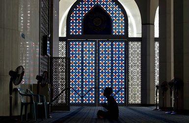 MALAYSIA MUSLIMS DARE SUMMER RAMADAN