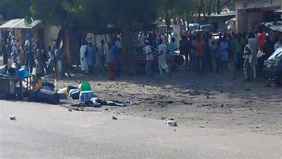 5 KILLED, 10 INJURED IN NORTHEAST NIGERIA BOMB ATTACK