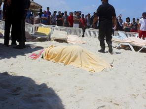ISIS CLAIMS TUNISIA BEACH RESORT MASSACRE
