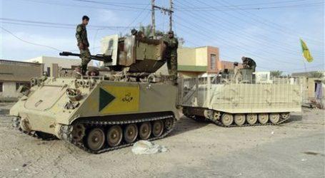 IRAN MILITARY ADVISER KILLED NEAR IRAQ'S RAMADI