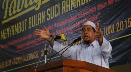 """THAI SCHOLARS: """"WE HAVE MAIN DUTY TO UNITE ALL MUSLIMS"""""""
