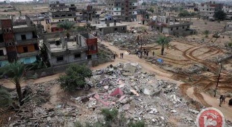 EGYPT TO EVACUATE 10,000 HOMES IN GAZA BUFFER ZONE EXPANSION