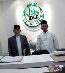 PHILIPPINES  HALAL PRODUCT RELIABLE IN THE WORLD: PRESIDENT IDCP