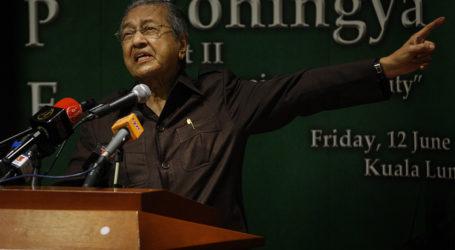 EXPEL MYANMAR FROM ASEAN, SAYS MAHATHIR