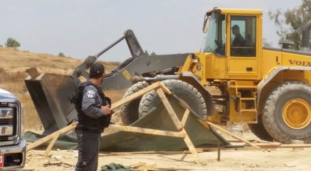 NEGEV VILLAGE DEMOLISHED BY ISRAEL FOR THE 85TH TIME