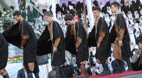 TURKEY SPONSORS MASS WEDDING OF 2000 COUPLES IN GAZA