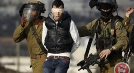 ISRAELI TROOPS DETAINED 5 PALESTINIANS IN WEST BANK OVERNIGHT RAIDS