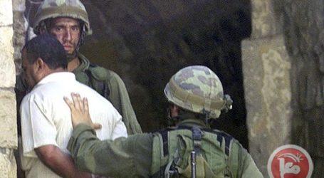 ISRAELI FORCES DETAIN 10 PALESTINIANS ACROSS WEST BANK