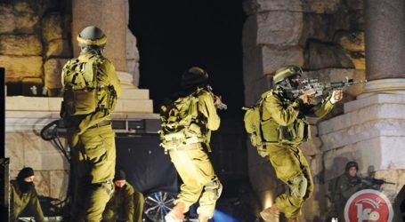 ISRAELI FORCES DETAIN 7 PALESTINIANS FROM HEBRON, BETHLEHEM