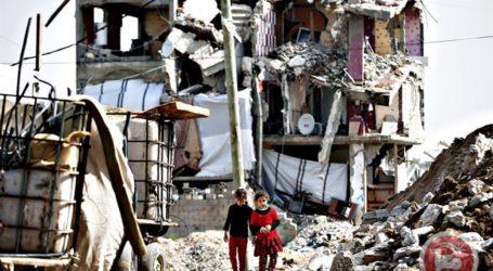 PALESTINIAN AMBASSADOR TO UN LAMENTS ONGOING TRAUMA IN GAZA