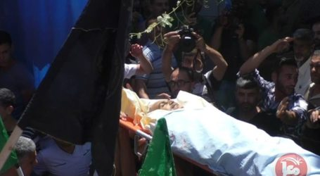 ISRAELI FORCES WOUND 8 AT FUNERAL OF 53-YEAR-OLD KILLED THURSDAY