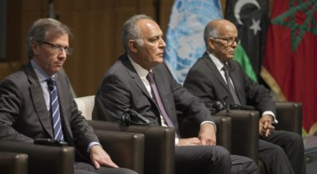 LIBYA GROUPS AGREE PEACE DEAL WITHOUT TRIPOLI PARLIAMENT