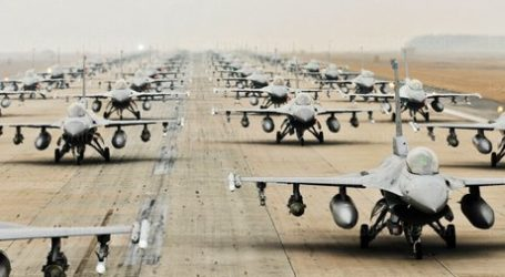 FIRST BATCH OF U.S. F-16 JETS DELIVERED TO IRAQ