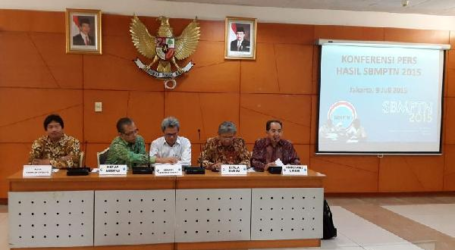 BANDUNG ITB BECOMES HIGHEST NUMBER OF APPLICANTS IN 2015