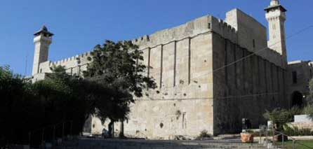 ATTEMPTED SETTLER ATTACK ON SHEIKH OF IBRAHIMI MOSQUE