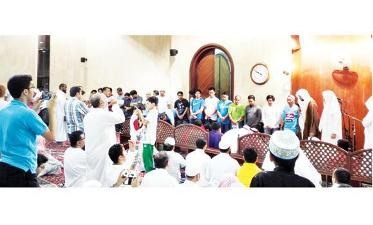 HUNDREDS EXPATRIATES IN SAUDI REVERT TO ISLAM IN RAMADAN