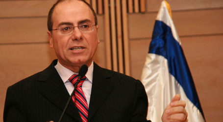 ISRAELI MINISTER INSISTS THAT SAUDI INITIATIVE DOESN'T EXIST