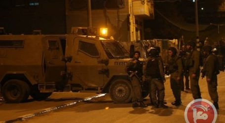 ISRAEL SETS UP CHECKPOINTS IN RAMALLAH DISTRICT VILLAGES
