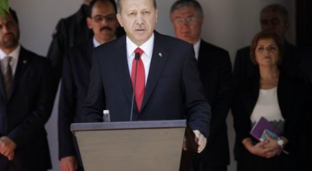TURKISH PRESIDENT CONDEMNS SURUC EXPLOSION IN SOUTHEAST