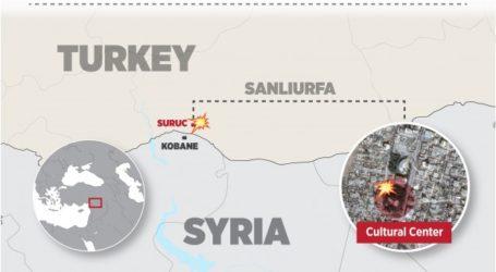 AT LEAST 27 KILLED AS BLAST HITS SOUTHEAST TURKEY