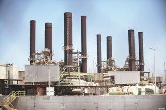 ISRAEL DELAYS QATARI FUEL BOUND FOR GAZA ELECTRICITY PLANT