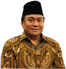 INDONESIA WON'T BECOME IMPORTED PRODUCTS MARKET