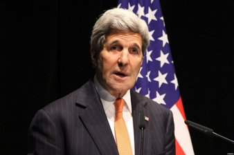 KERRY CONFIRMS NEXT SYRIA TALKS IN NEW YORK