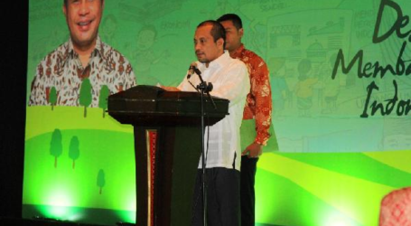 INDONESIA TO BOOST 15,000 RURAL ELECTRIC PROGRAM