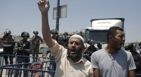 HAMAS CALLS FOR 'FITTING' PALESTINIAN RESPONSE TO DEADLY ARSON ATTACK