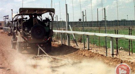 ISRAELI FORCES SHOOT, INJURE PALESTINIAN TEEN NEAR GAZA BORDER